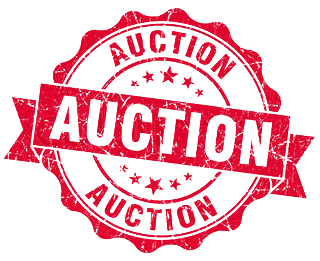 Coin Auction August 4th. 9am